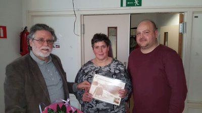 Wij feliciteren Stichting De Eethoek Almelo met het winnen van de Ab Harrewijn Prijs!!!